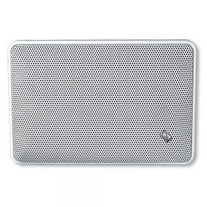Poly-Planar 3-Way Platinum Panel Marine Speaker - (Pair) White