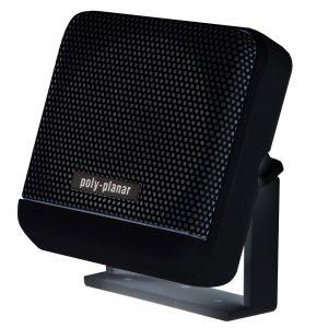 Poly-Planar VHF Extension Speaker - 10W Surface Mount - (Single) Black