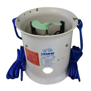 Ice Eater by Power House 1HP Ice Eater w/25' Cord - 230V