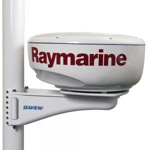 "Seaview SM-24-R Radar Mast Platform f/24"" Raymarine and Garmin Radome"
