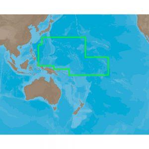 C-MAP MAX PC-M203 - Carolinas-Kiribati-Marshall-Marianas - SD™ Card