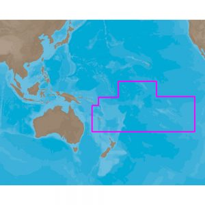 C-MAP MAX PC-M204 - South Pacific Islands - SD Card