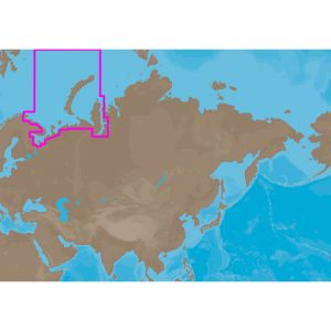 C-MAP MAX RS-M202 - Russian Federation North West - SD Card