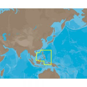 C-MAP MAX AS-M205 - Philippines - C-Card