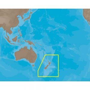 C-MAP MAX AU-M222 - New Zealand-Chatham Island-Kermad - C-Card