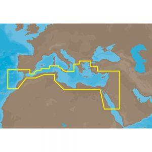 C-MAP MAX EM-M112 - South Mediterranean Sea and Aegean Sea