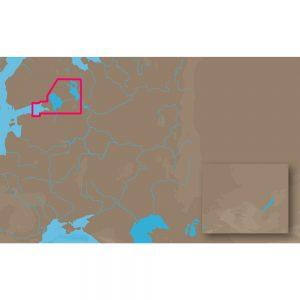 C-MAP MAX EN-M604 - Russian Lakes - C-Card
