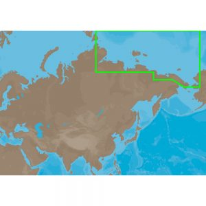 C-MAP MAX RS-M204 - Russian Federation North East - C-Card