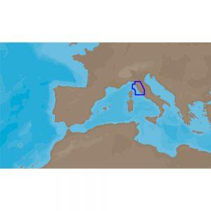 C-MAP NT+ EM-C950 - Marina di Carrara-Marina di Tarq - Furuno FP-Card