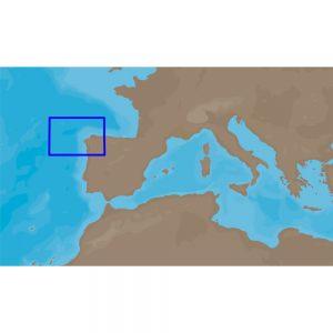 C-MAP NT+ EW-C146 - Isla Salvora-El Ferrol - Furuno FP-Card