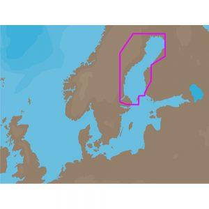 C-MAP NT+ EN-C259 - Gulf of Bothnia - Furuno FP-Card
