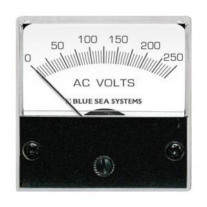0-250 Volts AC