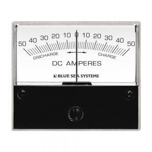 50-0-50 Amperes DC