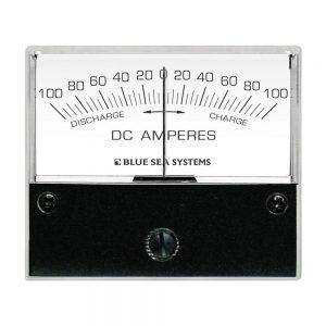 100-0-100 Amperes DC