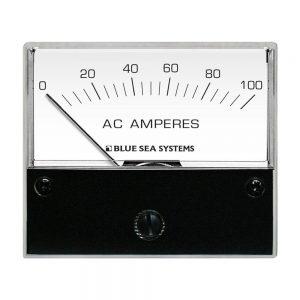 0-100 Amperes AC