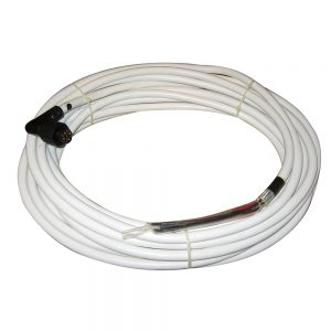 Raymarine Heavy Duty Radome Cable w/Right Angle Connector - 15m