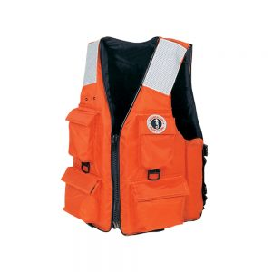 Mustang 4-Pocket Flotation Vest - SM