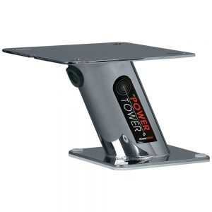 "Scanstrut 6"" PowerTower® Polished Stainless Steel f/Garmin & Furuno Domes"