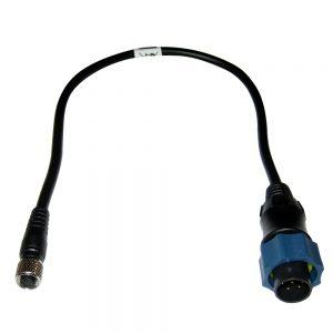 Minn Kota MKR-US2-10 Lowrance/Eagle Blue Adapter Cable