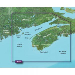 Garmin BlueChart® g3 Vision® HD - VCA004R - Bay of Fundy - microSD™/SD™