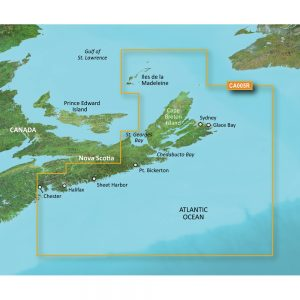 Garmin BlueChart® g3 Vision® HD - VCA005R - Halifax - Cape Breton - microSD™/SD™
