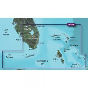 Garmin BlueChart® g3 Vision® HD - VUS010R - Southeast Florida - microSD™/SD™