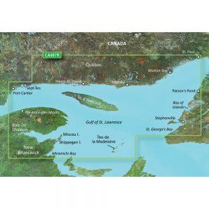Garmin BlueChart® g3 Vision® HD - VCA007R - Les Mechins - St. George's Bay - microSD™/SD™