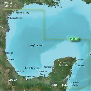 Garmin BlueChart® g2 Vision® HD - VUS032R - Southern Gulf of Mexico - microSD™/SD™