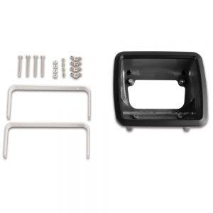 Garmin Flush Mount Kit f/GPSMAP® 4XX Series