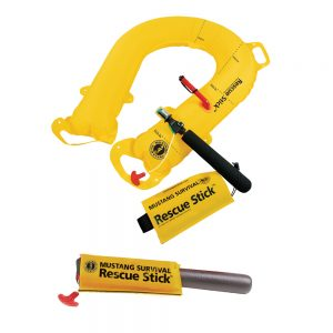 Mustang Rescue Stick™ - Throwable Emergency Rescue Inflatable
