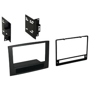 Best Kits and Harnesses BKCDK651 Double-DIN Kit for Non-Navigation Factory Radios for Dodge Ram 2006 through 2008