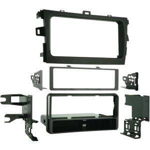 Metra 99-8223 Single-DIN Installation Kit for 2009 through 2013 Toyota Corolla