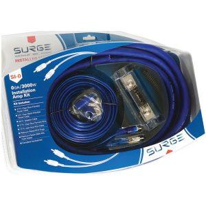Surge SI-0 Installer Series Amp Installation Kit (0 Gauge