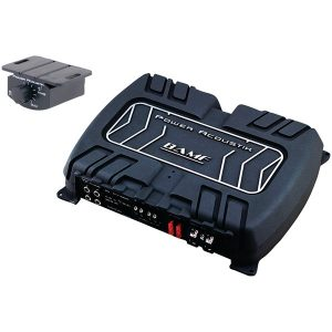 Power Acoustik BAMF1-3000D BAMF Series Monoblock Class D Amp (3