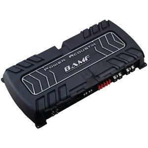 Power Acoustik BAMF1-8000D BAMF Series Monoblock Class D Amp (8