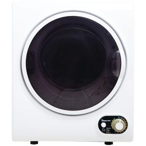Magic Chef MCSDRY15W 1.5 Cubic-Foot Compact Electric Dryer