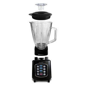 Koblenz LKM-8510 EVN Kitchen Magic Collection 1.5-Liter 10-Blending-Programs Glass-Jar Blender