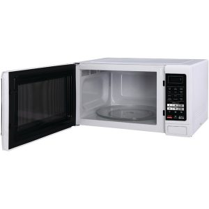 Magic Chef MCM1611W 1.6 Cubic-ft Countertop Microwave (White)