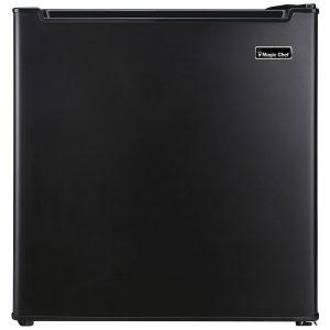 Magic Chef MCAR170BE 1.7 Cubic-ft All-Refrigerator (Black)