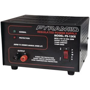 Pyramid Car Audio PS12KX Power Supply (250 Watts Input