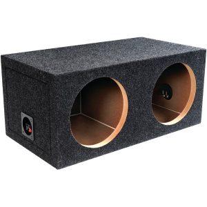 "Atrend E10D BBox Series Dual Sealed Bass Box (10"")"