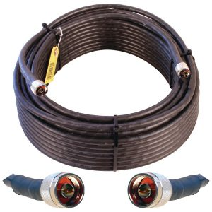 Wilson Electronics 952300 Wilson-400 N-Male to N-Male Coaxial Cable