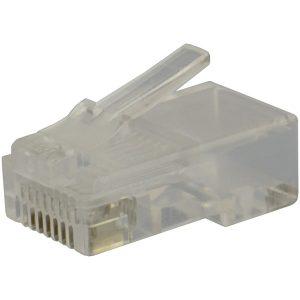 DataComm Electronics 20-5703 CAT-5E RJ45 Molded Plugs