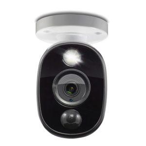Swann SWPRO-1080MSFB-US 1080p Thermal-Sensing Warning-Light Add-on Security Camera