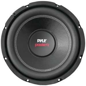Pyle PLPW10D Power Series Dual-Voice-Coil 4ohm Subwoofer (10""