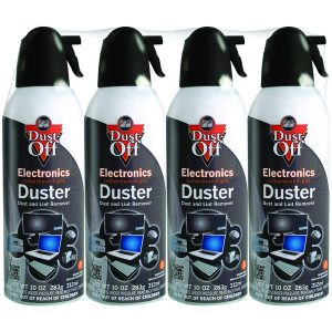Dust-Off DPSXL4A 10oz Electronics Dusters