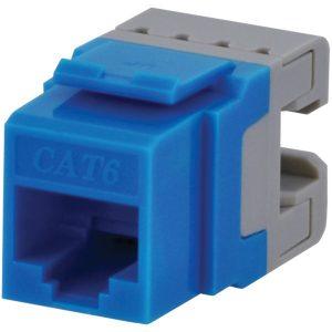 DataComm Electronics 20-3426-BL-10 CAT-6 Jacks