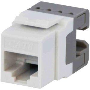 DataComm Electronics 20-3426-WH-10 CAT-6 Jacks