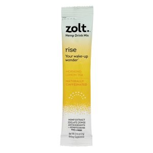 Zolt RI11001 Lemon Tea Rise Morning Mixie Stick