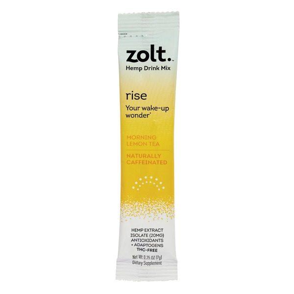 Zolt RI11001 Lemon Tea Rise Morning Mixie Stick